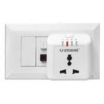 Storme Timer Socket - Automatic Power Cut-off Socket