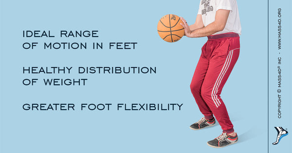 Benefits of Healthy Foot Posture for Sports and Fitness