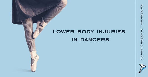 Lower Body Injuries in Dancers