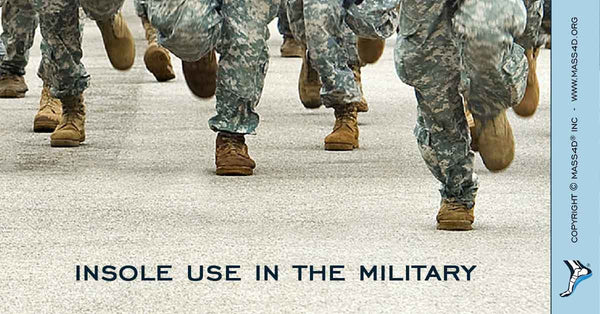Insoles Use in Military