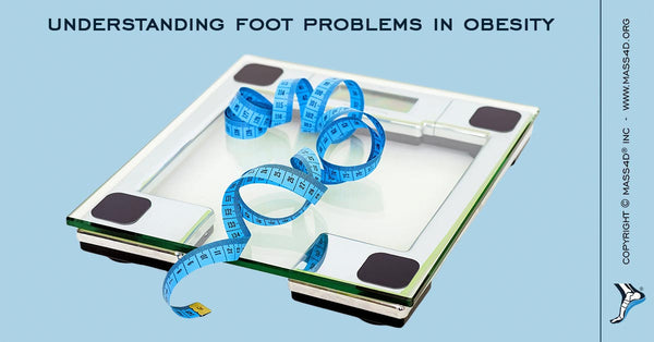 Foot problems in obesity