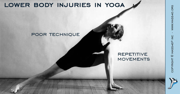 Lower Body Injuries in Yoga