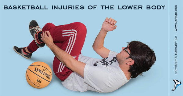 Lower Body Basketball Injuries