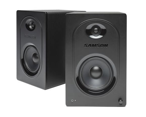 MediaOne M50 Powered Studio Monitors