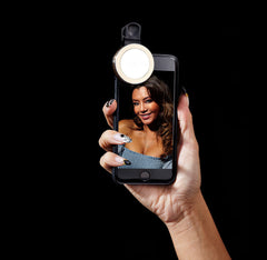 That Selphie Pro Thing! LED Selphie Light