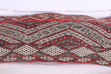 Ethnic Moroccan rug pillow
