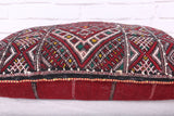 Moroccan pillow,  16.5 inches X 21.2 inches