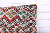 moroccan pillow, 15.3 inches X 19.6 inches