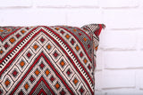 moroccan pillow,  17.7 inches X 20.4 inches