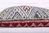 moroccan pillow, 16.5 inches X 23.2 inches