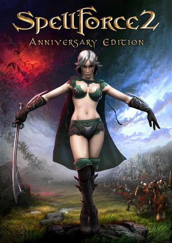 SPELLFORCE 2 - ANIVERSARY EDITION - STEAM - PC