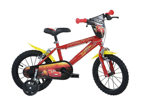 BICICLETA COPII 14'' CARS MOVIE - DINO BIKES (414U-CS3)