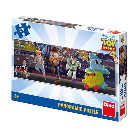 PUZZLE TOY STORY 4 (150 PIESE) - DINO TOYS (393288)