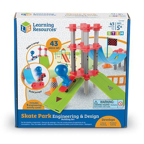 SET STEM - SKATE PARK - LEARNING RESOURCES (LER2845)