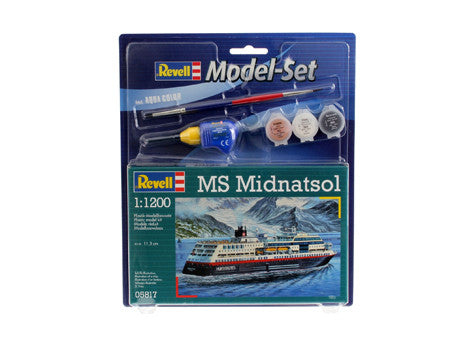 MODEL SET VAPOR MS MIDNASOL