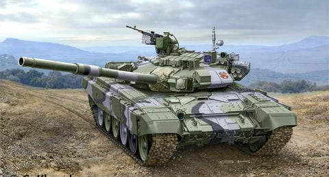 RUSSIAN BATTLE TANK T-90A - REVELL