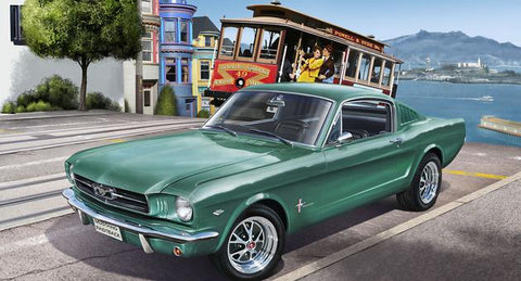 1965 FORD MUSTANG 2+2 FASTBACK - REVELL