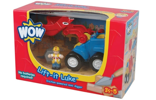 WOW BULDOZER LUKE - 01026 - WOW