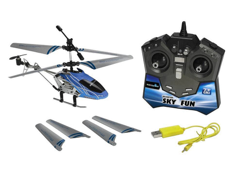 MICRO HELICOPTER REVELL SKY FUN RTF - 23982