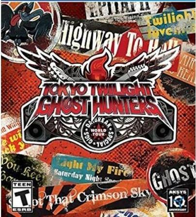 TOKYO TWILIGHT GHOST HUNTERS DAYBREAK: SPECIAL GIGS - STEAM - PC - WORLDWIDE