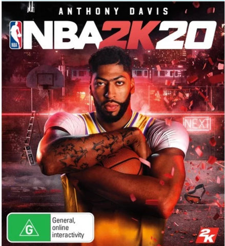 NBA 2K20 STANDARD EDITION - STEAM - WORLDWIDE - MULTILANGUAGE - PC Libelula Vesela
