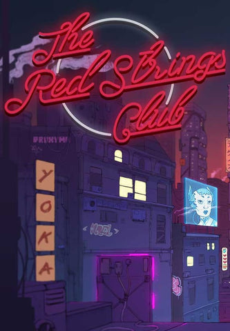 THE RED STRINGS CLUB - STEAM - MULTILANGUAGE - WORLDWIDE - PC
