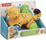 MASINUTA PRESS & GO CHEETEH - FISHER PRICE - MATTEL (N8160-N8162)