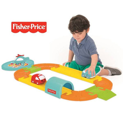 CIRCUIT - 24 PIESE - FISHER PRICE (FP1817)