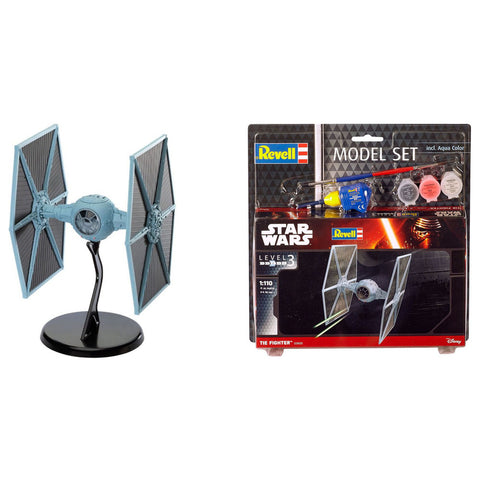 NAVA MODEL SET TIE FIGHTER - REVELL (RV63605)