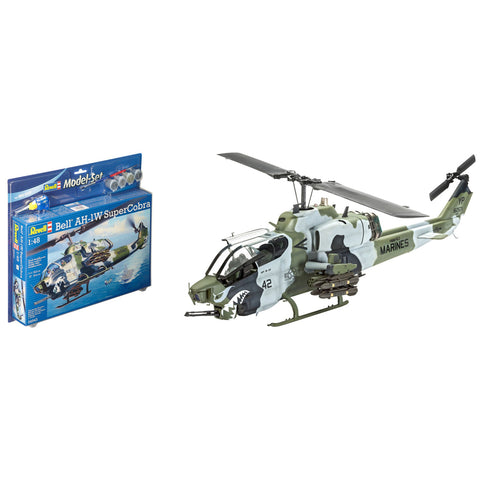 MODEL SET ELICOPTER BELL AH-1W SUPER COBRA - REVELL (RV64943)