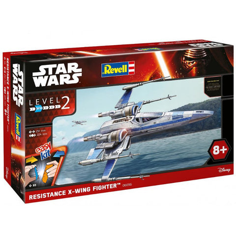 RESISTANCE X-WING FIGHTER REVELL RV6696 - REVELL