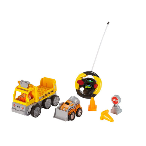 TOW LOADER CU EXCAVATOR REVELL RV23003 - REVELL
