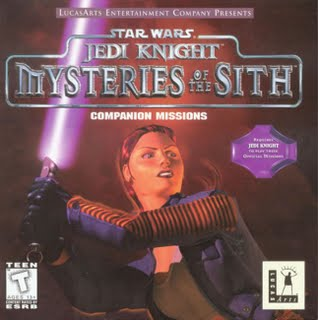 STAR WARS JEDI KNIGHT: MYSTERIES OF THE SITH - STEAM - PC