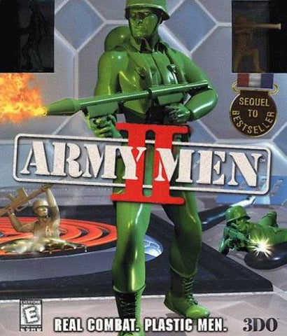 ARMY MEN II - STEAM - PC - WORLDWIDE
