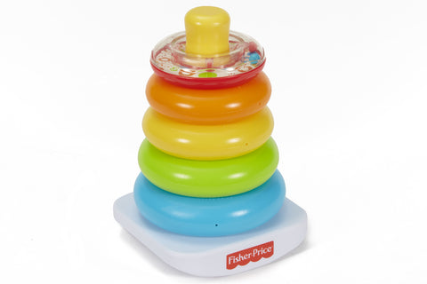 FISHER PRICE - ROCK-A-STACK RATTLE - MATTEL (FHC92)