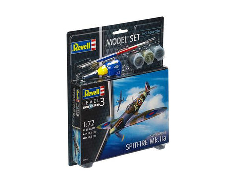 MODEL SET SPITFIRE MK. IIA - REVELL (RV63953)