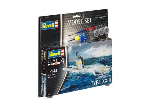 MODEL SET - SUBMARIN GERMAN - REVELL (RV65140)
