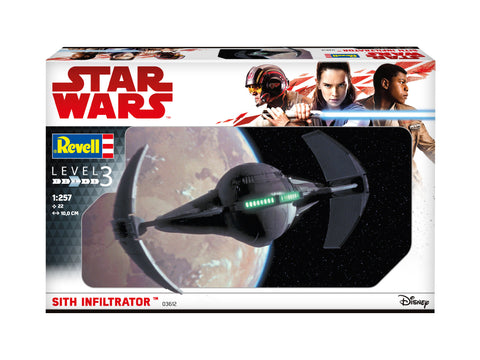 SITH INFILTRATOR - RV3612 - REVELL