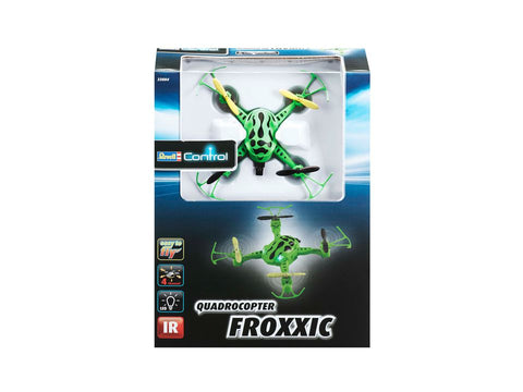 QUADCOPTER FROXXIC GREEN - REVELL (RV23884)