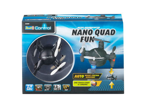 QUADCOPTER NANO QUAD FUN - REVELL (RV23888)