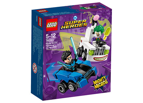 NIGHTWING CONTRA THE JOKER - LEGO (76093)