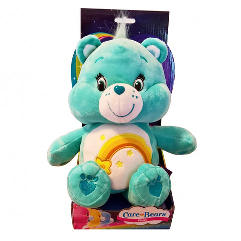 PLUS WISH BEAR, 30 CM - CARE BEARS (ST8X90303) Libelula Vesela Jucarii