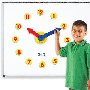 SET DE ACTIVITATI CU CEAS - LEARNING RESOURCES (LER2984)
