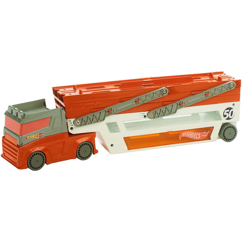 CAMION TRAILER HOT WHEELS - MATTEL (FTF68)