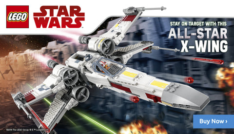 X-WING STARFIGHTER - LEGO (75218)