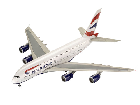 A380-800 BRITISH AIRWAYS - REVELL (RV3922) Libelula Vesela