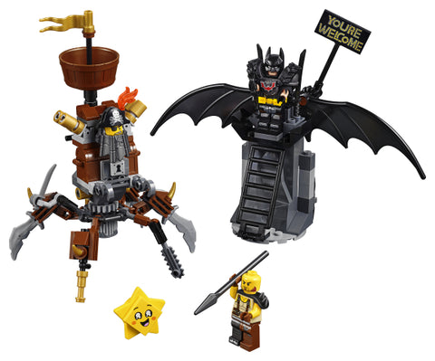 BATMAN™ SI BARBA METALICA - LEGO (70836)