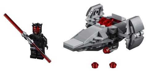 SITH INFILTRATOR™ MICROFIGHTER - LEGO (75224)