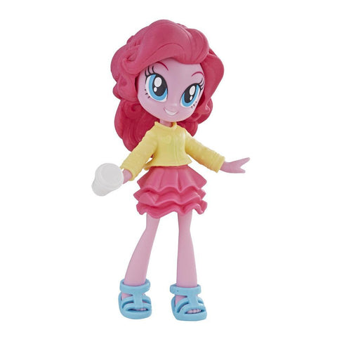 MY LITTLE PONY EQUESTRIA GIRLS FASHION SQUAD PINKIE PIE 3-INCH MINI DOLL - HASBRO (HBE3134-E4239)