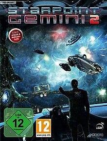 STARPOINT GEMINI 2 - TITANS (DLC) - STEAM - PC - WORLDWIDE